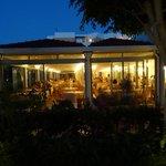 restaurant ¨la pergola¨