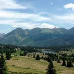 One of the many views from Molas Pass Overlook