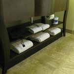 Plenty of fluffy towels