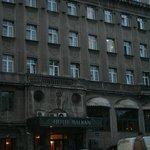 ホテルの概観です