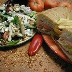 Floridino's Delux Sandwich
