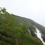 小仙丈岳からの鳳凰 富士 北岳