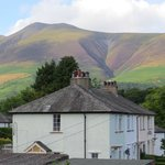 View of Skiddaw from room 4