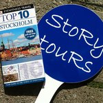 stoRy touRs is listed among top 10 Stockholm's attractions in  Gamla stan
