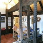wine press house