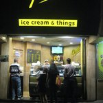 Try the ice creams here !