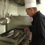 Cuisine à la planxa Hôtel La Frégate