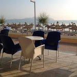 hotellterass frukost JS Can Picafort