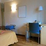 Hôtel Alpes et Lac: Lake-View Room