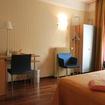 Hôtel Alpes et Lac: Street-View Room