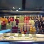 gelati on a stick -heaven!!