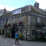 The Ship Inn. Mevagissey