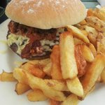 My Scrummy Chilli Burger