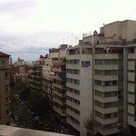 Utsikt från våran terrass