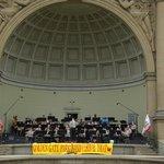 muziekpaviljoen in Golden Gate Park