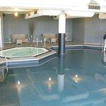 Spa og pool