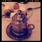 Turkish Coffee with Baklavas