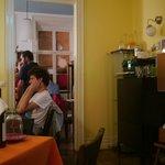 The homely restaurant