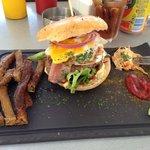 hamburger country XL