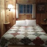 Cabin 5 - double bed