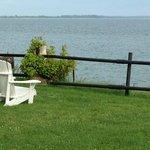 vue sur le lac Erie