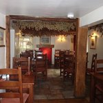 Restaurant area of The Horse & Jockey, Manton, Leicestershire