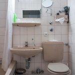 Dålig standard badrum