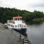 lough corrib cruise boat