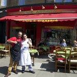 The Cafe Artista, Marchmont, Edinburgh