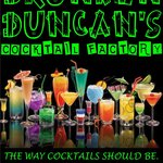Drunken Duncan's Cocktail Factory