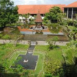 Jardins de l'hôtel