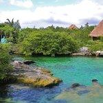 Ya kul lagoon within walking distance of condo