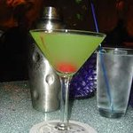 Martini specialities.
