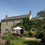 Pounds Farm is in the beautiful Blackdown Hills.
