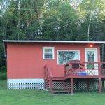 Photo de Pinetree Lodge and Cabins