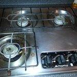 Dirty stove