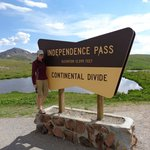 Independence Pass Continental Divide