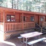 Yogi cabin