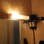 Mangelhafte Beleuchtung nicht nur im Bad