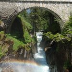 Le Pont D'Espagne - a short ride away on some great roads