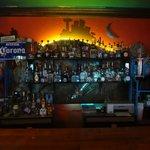nice bar ,good selection