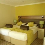 Bungalow Plus - Double beds can be booked