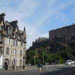 Under castle rock