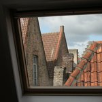 View from the velux window
