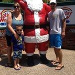 Nephew, bf and me.
