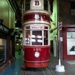 Streetlife tram
