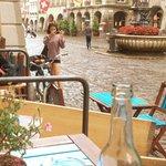 Bern Marta - view to the Kramgasse