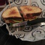 Crispy Chicken Sandwich  - B Spot