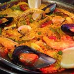 the best paella in town