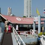 Free Shuttleboat to Taksin Bridge